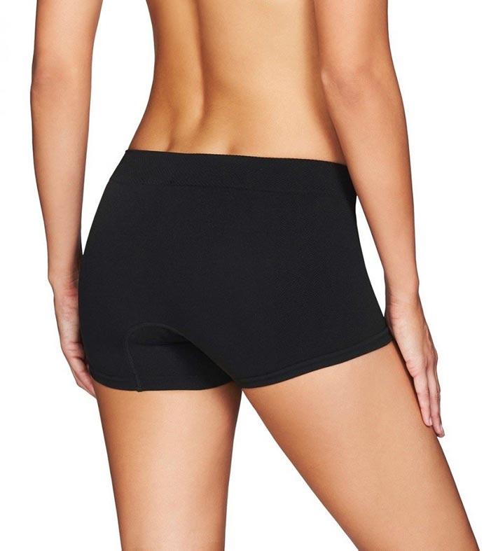 Bendon Lingerie Heidi Klum Intimates Play Seamfree Short Brief to wear under leggings