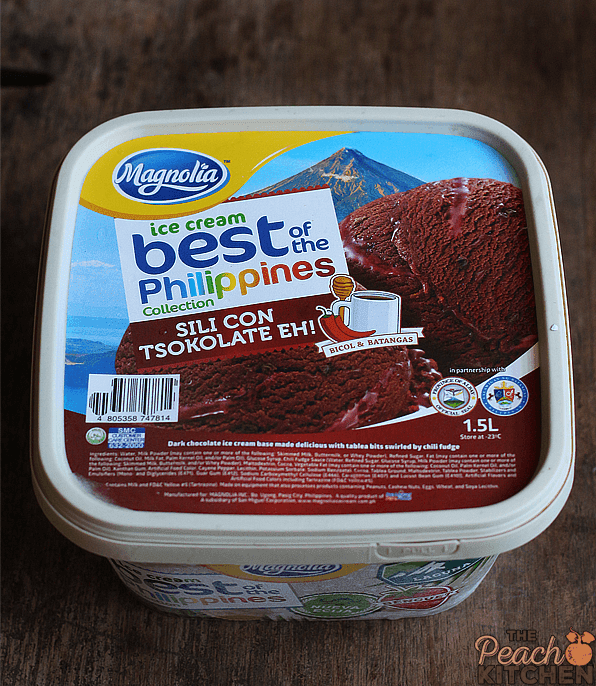 Magnolia Ice Cream BEST OF THE PHILIPPINES Collection
