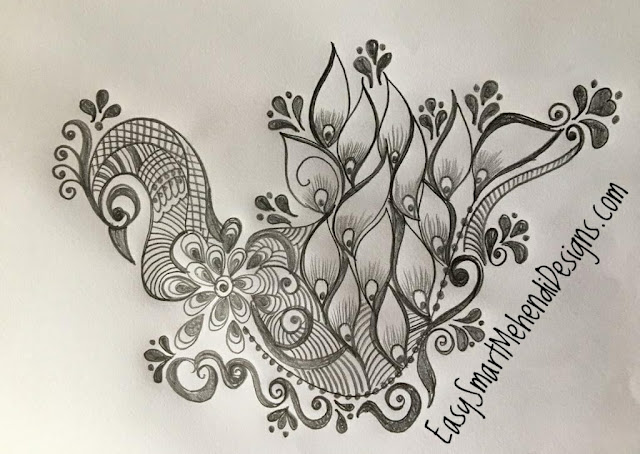 peacock-motif-design