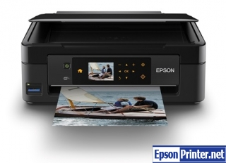Get Epson XP-413 resetter software