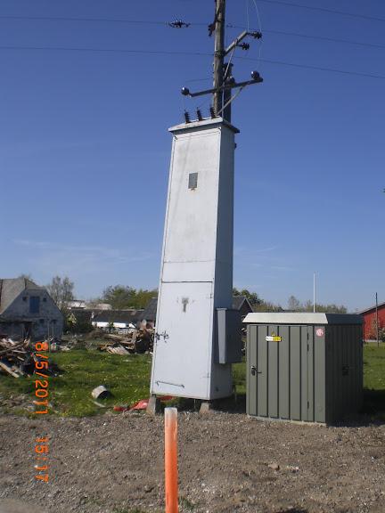3167 TH Dæmningen  08-05-2011