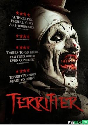 Phim Gã Hề Điên Loạn - Terrifier (2017)
