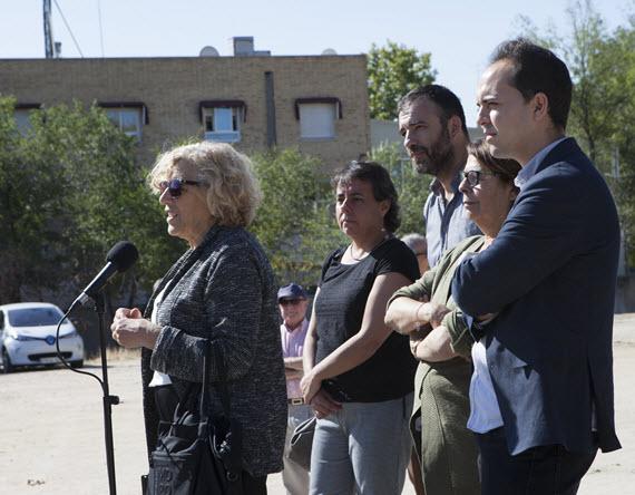 Campaña 'Un mes, un distrito' para detectar lugares y necesidades de cada distrito