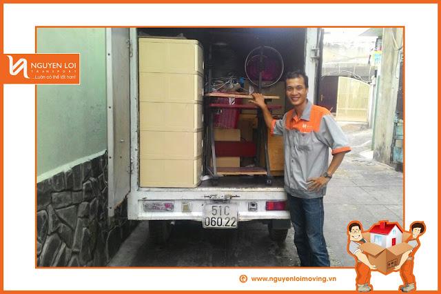 Thuê xe tải 1 tấn TPHCM