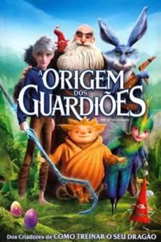 A Origem dos Guardiões Torrent