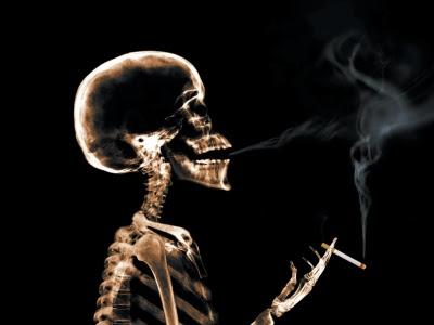 Los riesgos para la salud por fumar
