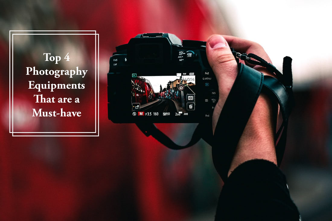 Photography, equipments, tips
