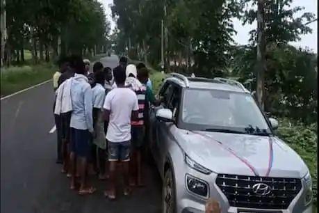 बिहारः आरा से डेहरी के बीच व्यवसायी की गाड़ी लूटी, गोली मार पंक्चर कर दी थी कार