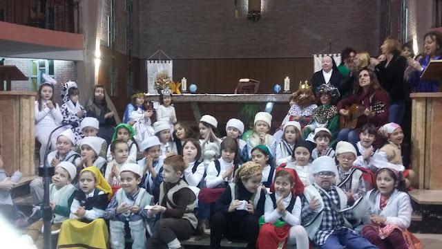 Eucaristía de Navidad