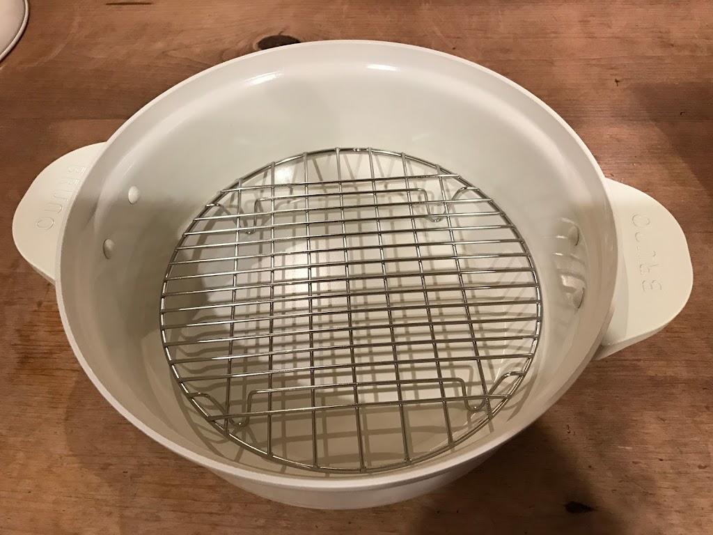 BRUNOグリルポット蒸し器