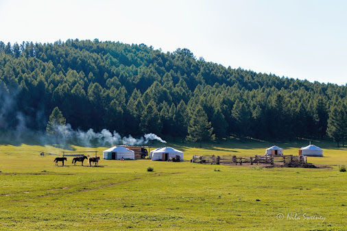 Mongolia's Charming Countryside Nothing captures your imagination more than…