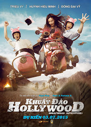 Hollywood Adventures - Tấn Công Hollywood