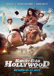 Hollywood Adventures - Tấn Công Hollywood