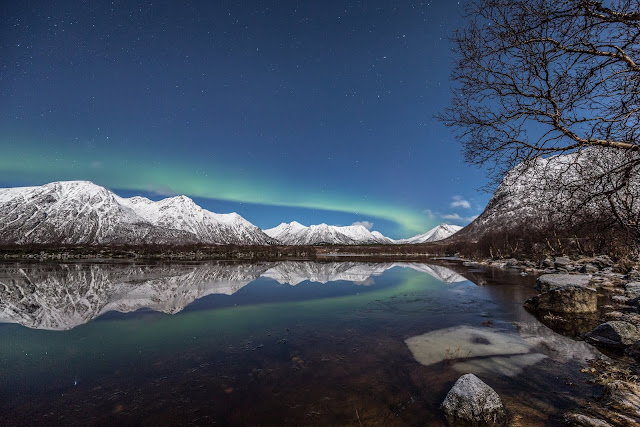 The Land of the Arctic Light - aurora in Northern Norway