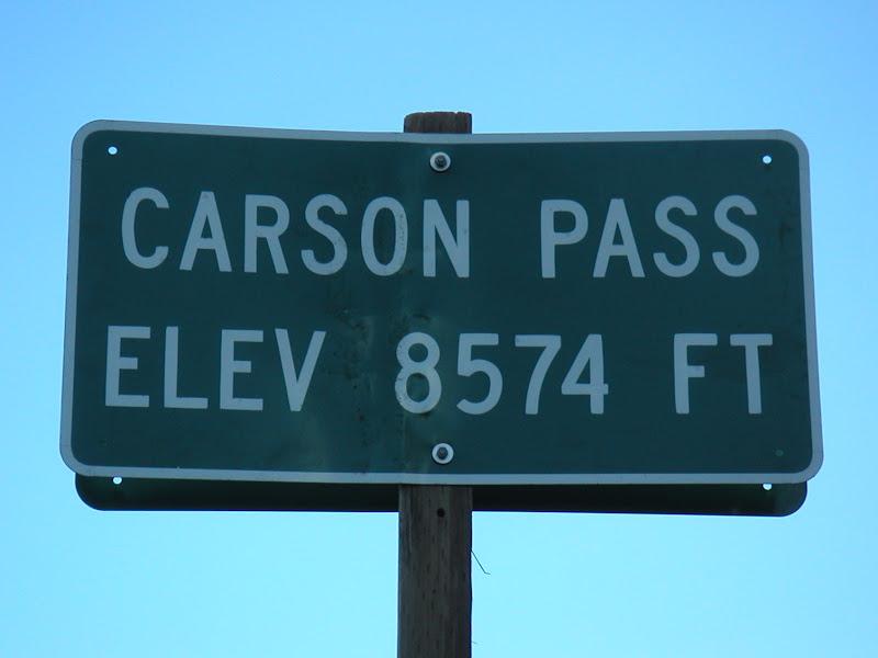 Death Ride • Carson Pass