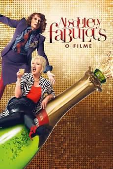 Baixar Filme Absolutely Fabulous O Filme (2016) Dublado Torrent Grátis