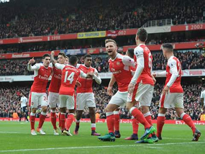 Arsenal Star Ruled Out Till next year