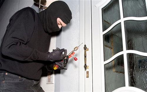Cách xử lí khi nhà có trộm