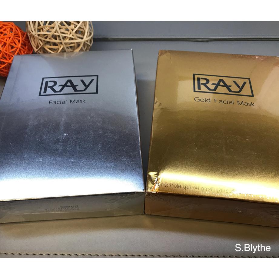 純天然蠶絲面膜,泰國妝蕾RAY