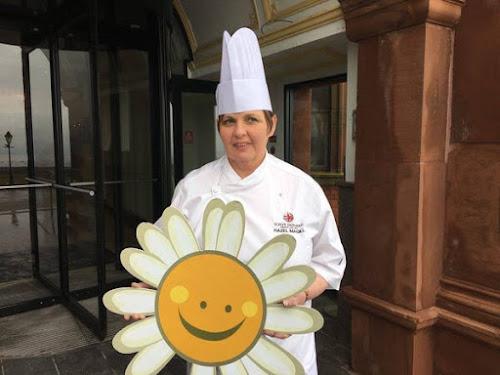 Gerry's Kitchen, 5 Questions, Hazel Magill, Slieve Donard Resort & Spa, Culloden Estate & Spa, Paul McKnight, Hastings Hotels, Gordon Ramsey, Raymond Blanc