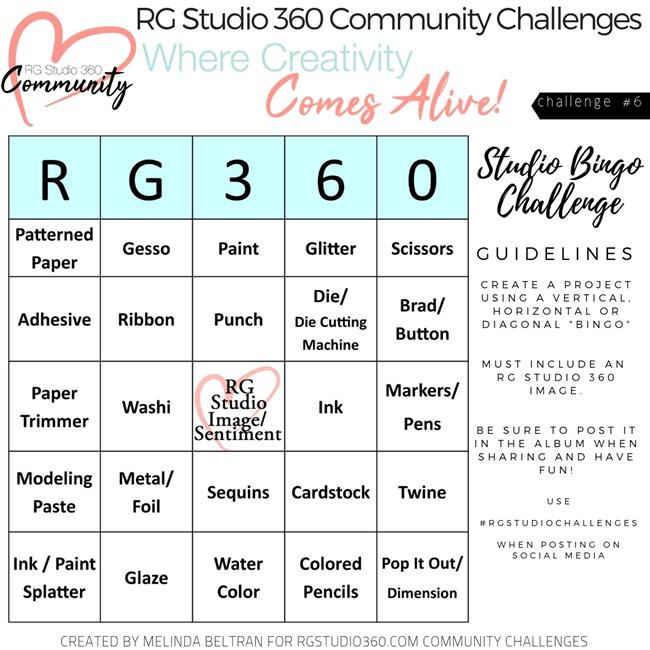 Challenge 6 - Bingo