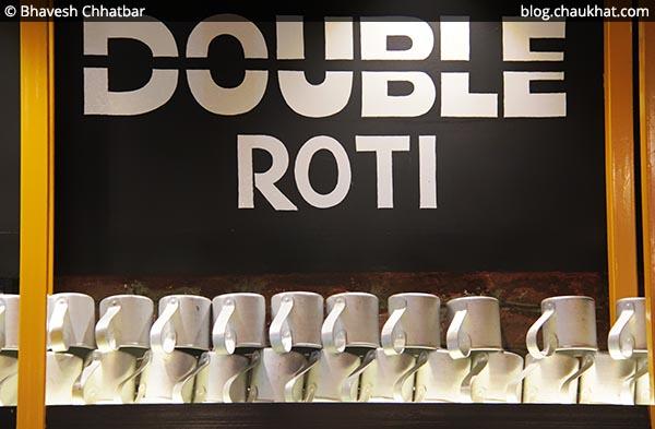 Double Roti, Viman Nagar, Pune