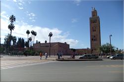 Mezquita de Koutoubia