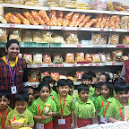 Field Trip to Supermarket of Jr.KG Section of Witty World, Bangur Nagar 2017-18