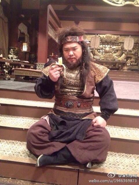 Li Long China Actor