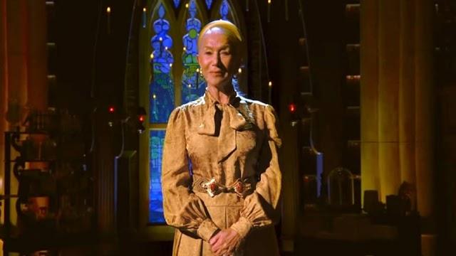 GameShow de perguntas e respostas especial de Harry Potter será apresentado pela vencedora do Oscar Helen Mirren