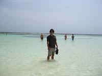 Zanzibars clear waters