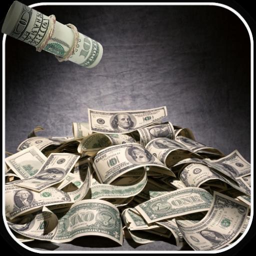 Falling Dollars 3D Wallpaper file APK for Gaming PC/PS3/PS4 Smart TV