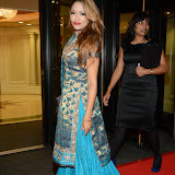 WWW.ENTSIMAGES.COM -   Tasmin Lucia-Khan  arriving at      The Asian Achievers Awards at Grosvenor House London September 19th 2014The Asian Achievers Awards celebrates individuals who are responsible for bringing the South Asian community to the centre stage. The chosen charity partner is the Cherie Blair Foundation.                                                 Photo Mobis Photos/OIC 0203 174 1069