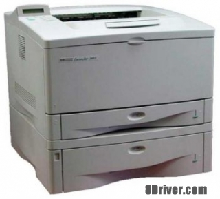 Download HP LaserJet 5000n Printer drivers & install