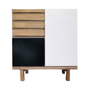 Contemporary Storage Cabinet