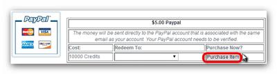 AyuWage PayPal