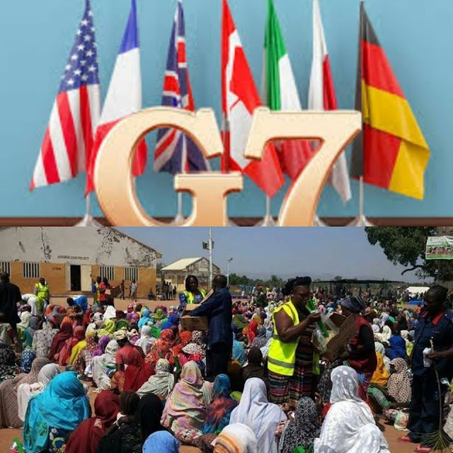 G7 gives North Eastern states £276 million humanitarian assistance