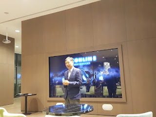 Foo, Keppel Land, explains why Highline Residences is coming to virtual life.