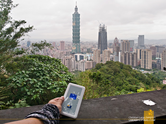 Flytpack Pocket WiFi Taiwan