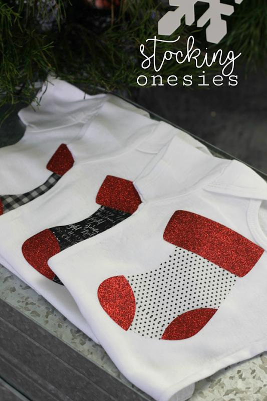 stocking onesies