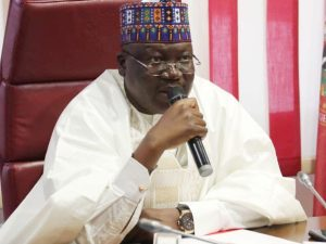 Nigerians are not ready to go to the next level, if they must go then hard work is needed from everyone - Senate President, Lawan Opens Up