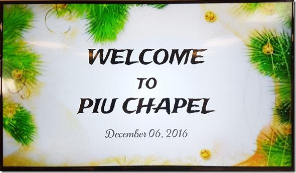 Tuesday Prayer Chapel (1)