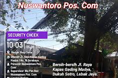 Pemkot Surabaya Gencar Melaksanakan bersih bersih Kota