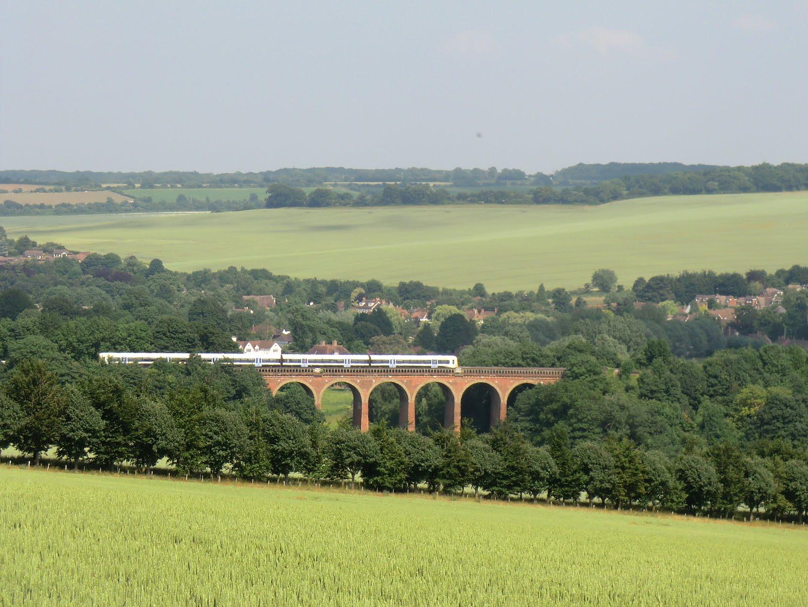 CIMG7517 Eynsford Viaduct