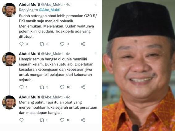 Muhammadiyah Ajak Sudahi Polemik G30S PKI: Memang Pahit, Tapi Itu Obat Sembuhkan Luka Sejarah