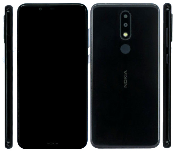 صور ومواصفات Nokia X5 تظهر بفضل هيئة الإتصالات الصينية TENAA