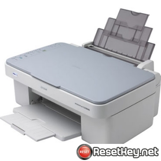Reset Epson CX4000 printer Waste Ink Pads Counter