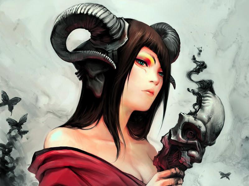 Samurai Demoness, Demonesses