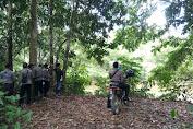 Patroli Pesisir, Polisi Tak Temukan Aktivitas PETI Di Nanga Mahap