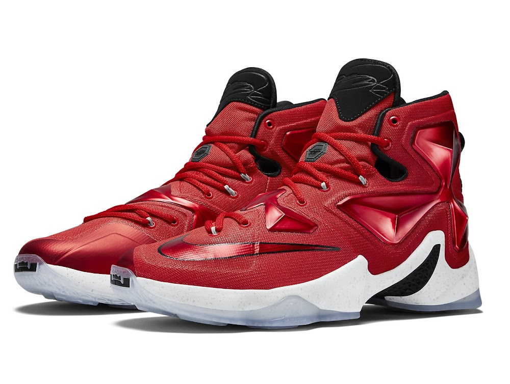 "Release Reminder: Nike LeBron XIII (13) Away ""On Court ..."